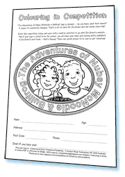 Colouring Competition Form - Click to download
