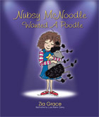 Nubsy McNoodle Wanted A Poodle - Cover